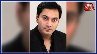 High Profile Lawyer Rizwan Siddiqui Arrested In CDR Case - AAJTAKTV