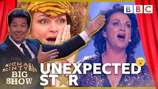 Unexpected Star: Stella - Michael McIntyre's Big Show: Series 3 Episode 1 - BBC One - BBC
