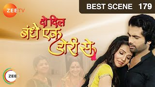 Do Dil Bandhe Ek Dori Se - Episode 179  - April 16, 2014 - Episode Recap - ZEETV