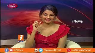 Actress Anisha Ambrose Exclusive Interview   Evaram Athidi   iNews - INEWS