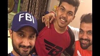 In Graphics: Harbhajan Singh reached late night to meet bookie Vishal Kariya - ABPNEWSTV