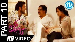 Ishq Telugu Movie Part 10 | Nithin, Nithya Menon | Anup Rubens - IDREAMMOVIES
