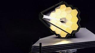 Aligning the Primary Mirror Segments of the James Webb Space Telescope - NASAEXPLORER
