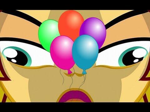 PYTP - Sunset Shemale Chce Więcej Balonów