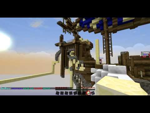 Minecraft PvP | Bed Wars #1