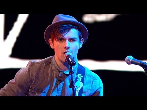 Max Milner performs 'Black Horse and The Cherry Tree' - The Voice UK - Live Show 4 - BBC One