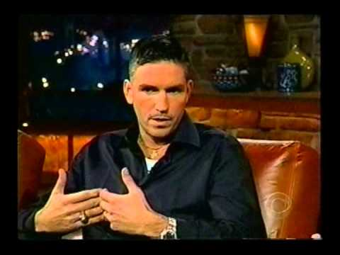 Jim Caviezel on The Late, Late Show with Craig Ferguson 2005