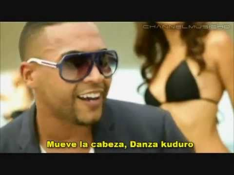 Don Omar - Danza Kuduro ft. Lucenzo Video Oficial Con Letra  by Melania Tagli