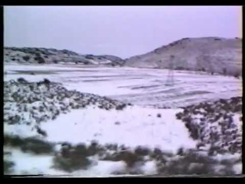 ΛΕΥΚΑΔΑ: Το οροπέδιο Εγκλουβής χιονισμένο.