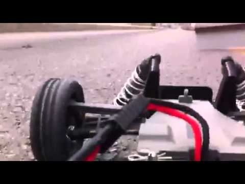 Traxxas bandit xl-5 cool driving