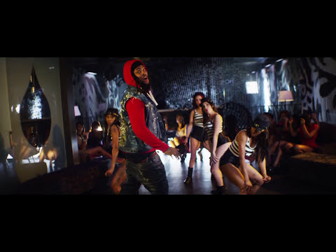 "Kali Kash Feat. Waka Flocka ""Drop It On Me"" Video"