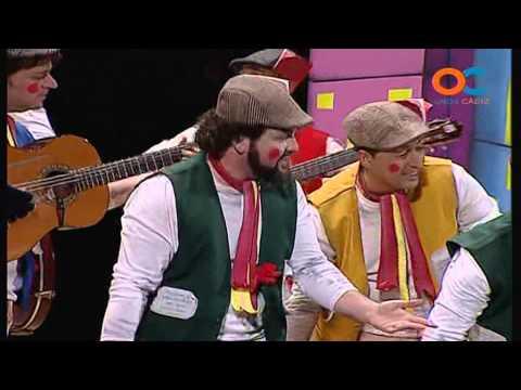 La agrupación Adios mi España querida llega al COAC 2015 en la modalidad de Comparsas. En años anteriores (2014) concursaron en el Teatro Falla como La tómbola, consiguiendo una clasificación en el concurso de Cuartos de final.