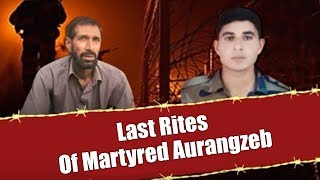 Government must avenge my son's sacrifice, says Aurangzeb's father - ABPNEWSTV