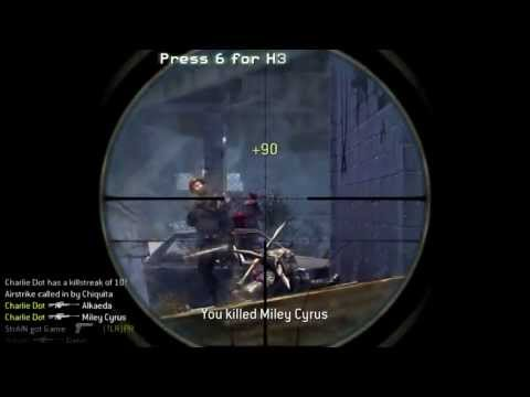 My best ever clip on COD4 PC // +100