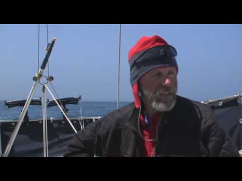 Sailing Across the Pacific Day 46 3 Self Steering
