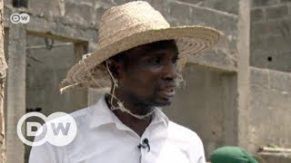 Sipasi Olalekan Ayodele: Mobilizing citizens through gardening | DW English - DEUTSCHEWELLEENGLISH