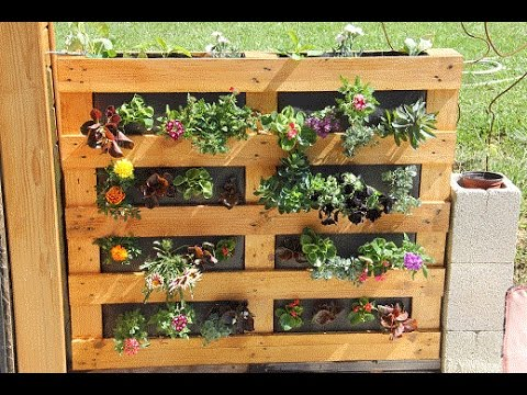 Related video - Fabriquer mur vegetal ...