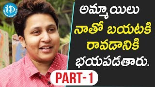 Comedian Snigdha Exclusive Interview - Part #1  || Talking Movies With iDream - IDREAMMOVIES