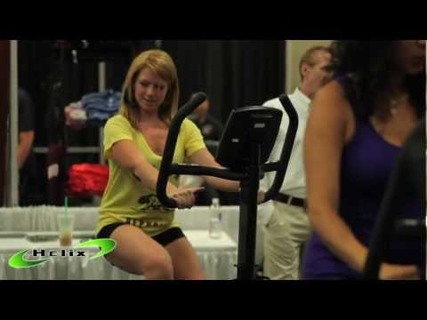 Best Cardio Machine is Helix Lateral Trainer: The best cardio and leg toner machine