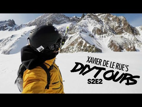 Xavier De Le Rues DIY Tour: Shredding Forbidden Big Mountain Lines in China | Ep 5