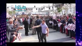 بالفيديو.. أعضاء الزمالك يحيون حسن شحاتة وسمير زاهر