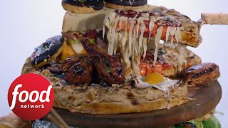 The Ultimate Food Cake | Food Network - FOODNETWORKTV