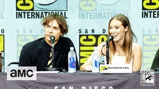 Fear the Walking Dead: 'Zombie Nightmares' Comic-Con 2017 Panel - AMC