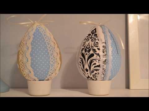 Easter Eggs DiY Wielkanocne Jajka Pisanki Jak Zrobić ? :)