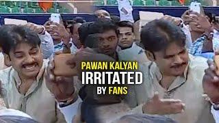 Pawan Kalyan Irritated By His Fans @ Bandaru Dattatreya Daughter Marriage | TFPC - TFPC