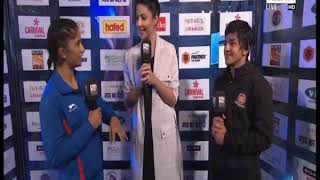 PWL 3 Day 11: Phogat sisters Ritu & Vinesh speaks over fighting with each other before the match - NEWSXLIVE