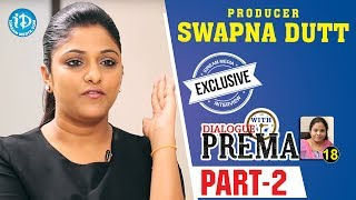 Producer Swapna Dutt Exclusive Interview Part#2 || Dialogue With Prema | Celebration Of Life - IDREAMMOVIES