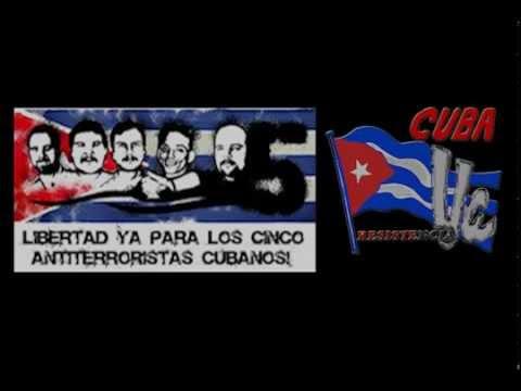 Los Cinco cubanos, ¡LIBRES!  Señal 3 La Victoria