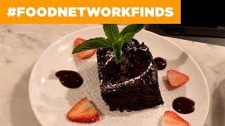 Tramonti's Chocolate Eggplant Dessert | Food Network - FOODNETWORKTV