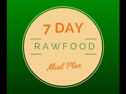 HOW TO START THE RAW FOOD DIET (HOW TO TRANSITION TO RAW) - Cynthia Dixon