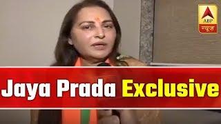 Jaya Prada Calls PM Modi 'Warrior' And Slams Akhilesh Yadav | ABP News - ABPNEWSTV