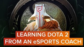 I hired a DOTA 2 coach to get ready for The International - CNETTV