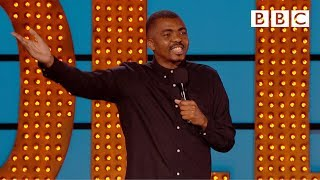 British racism is too subtle 😂  | Live At The Apollo - BBC - BBC