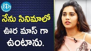 నేను సినిమాలో ఊర మాస్ గా ఉంటాను - Actress Nabha Natesh || Talking Movies With iDream - IDREAMMOVIES