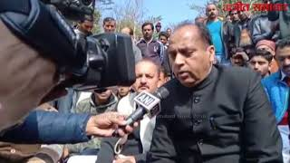 video:मुख्यमंत्री ने शहीद तिलक राज को अंतिम विदाई दी