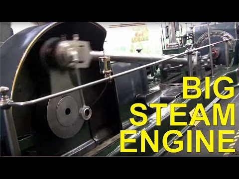 Big Steam Engine
