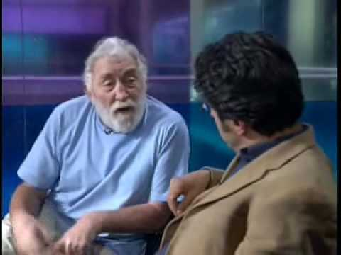 David Bellamy being humliliated by George Monbiot over climate change.Part3
