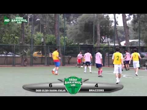 Ender Gelişen Osasuna Atakları  Brazzers iddaa Rakipbul İzmir Ligi 2013 Açılış Sezonu 10 Mayıs