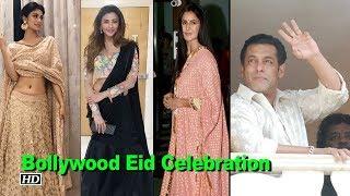 Bollywood Eid Celebration with Salman Khanq - IANSLIVE