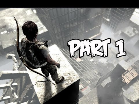 I Am Alive Walkthrough - Part 1 Prologue Let's Play PS3 XBOX 360 (Gameplay / Commentary)