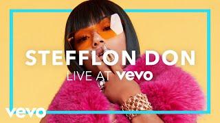 Stefflon Don - Stefflon Don (Live At Vevo) - VEVO