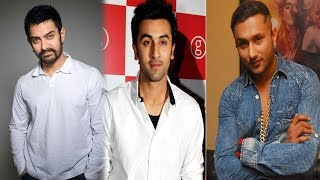 Ranbir Kapoor's cameo role in PK Movie, Yo Yo Honey Singh on complete Bedrest