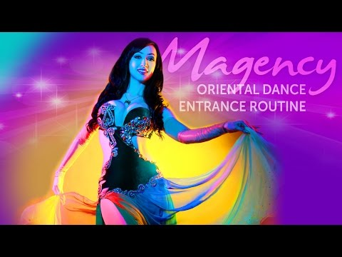 """""""Magency - The Oriental Dance Entrance Routine"""