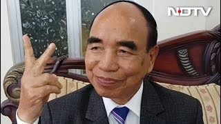 Early Christmas For Mizoram's MNF, Zoramthanga To Be New Chief Minister - NDTV