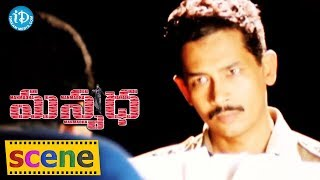 Manmadha Movie Scenes - Simbhu Mocking Jyothika    Sindhu Tolani    Goundamani - IDREAMMOVIES