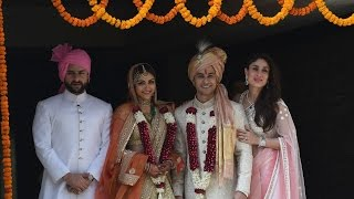 Watch: Soha Ali Khan ties knot with Kunal Khemu - IANSINDIA